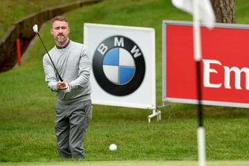 Stephen Hendry BMW PGA Championship - Previews