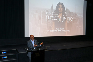 Stephen Hill 'Being Mary Jane' Premiere Screening and Party