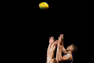 Stephen Hill AFL Rd 18 - Fremantle v Hawthorn
