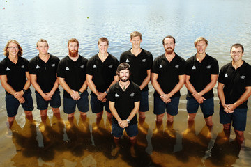 Stephen Jones New Zealand Olympic Rowing Team Announcement