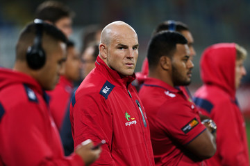 Stephen Moore Super Rugby Rd 11 - Chiefs v Reds