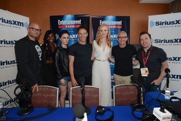 Stephen Moyer SiriusXM's Entertainment Weekly Radio Channel Broadcasts From Comic-Con 2014