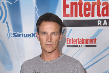 Stephen Moyer SiriusXM's Entertainment Weekly Radio Channel Broadcasts From Comic Con 2017 - Day 3