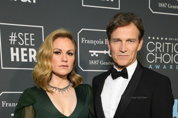 Stephen Moyer The 24th Annual Critics' Choice Awards - Red Carpet