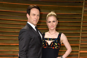 Stephen Moyer Stars at the Vanity Fair Oscar Party