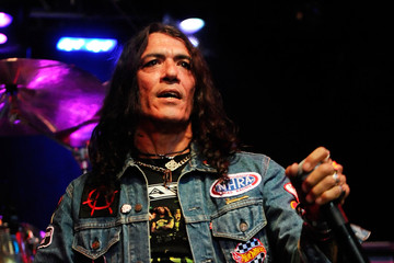 Stephen Pearcy Ratt Performs At The Monte Carlo Resort & Casino