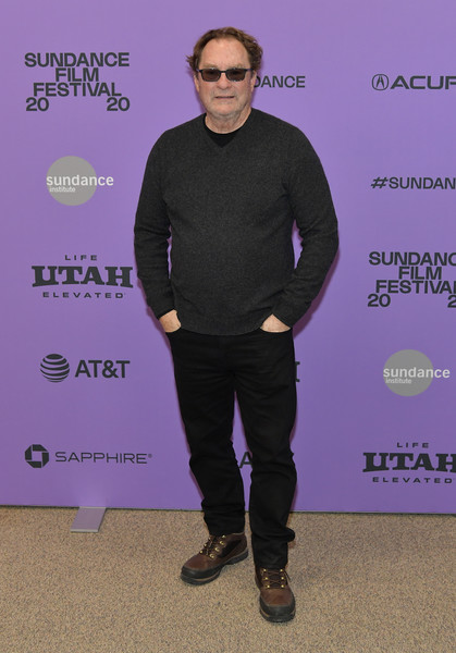 "2020 Sundance Film Festival - ""Uncle Frank"" Premiere [uncle frank premiere,purple,footwear,fashion design,carpet,shoe,premiere,t-shirt,stephen root,utah,park city,eccles center theatre,sundance film festival,dominic cooke,2020 sundance film festival,ironbark,eccles center,premiere,celebrity,film festival,festival,film director,sundance film festival]"