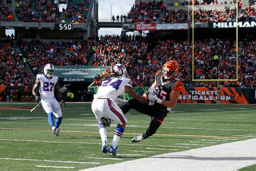 Stephon Gilmore Buffalo Bills v Cincinnati Bengals