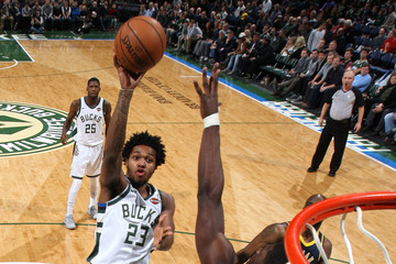 Sterling Brown Indiana Pacers v Milwaukee Bucks