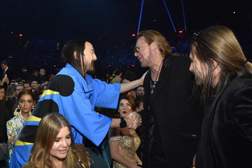 Steve Aoki The 19th Annual Latin GRAMMY Awards  - Roaming Show