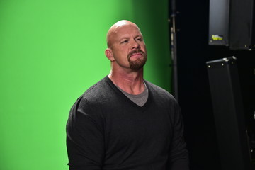 Steve Austin Wendy's Commercial Behind The Scenes In Atlanta
