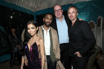 Steve Bartels Def Jam Toasts The Grammys at the Private Residence of Jonas Tahlin, CEO Absolut Elyx