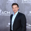 Steve Burton Arrivals at the Academy of Country Music Awards — Part 2