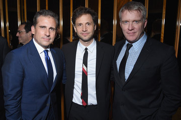 """Steve Carell Bennett Miller Details, Brooks Brothers & Patron With The Cinema Society Host A Screening Of Sony Pictures Classics' """"Foxcatcher"""" - After Party"""