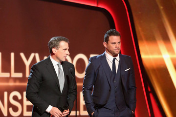 Steve Carell Channing Tatum CASAMIGOS Tequila At The Hollywood Film Awards