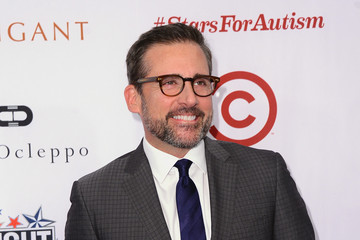 Steve Carell Comedy Central Night Of Too Many Stars - Arrivals