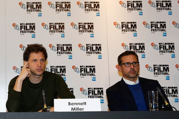 Steve Carell 'Foxcatcher' Press Conference