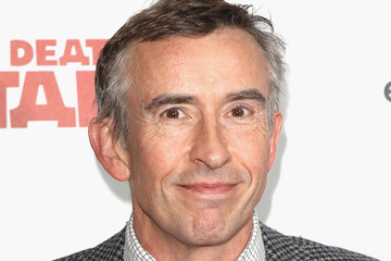 Steve Coogan 'The Death Of Stalin' UK Premiere - Red Carpet Arrivals