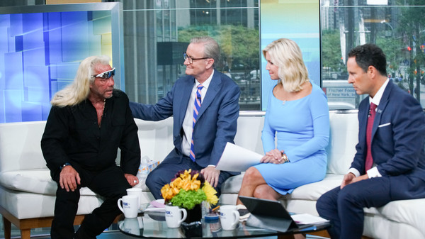 Steve Doocy Photos Photos - Duane Chapman AKA Dog The Bounty