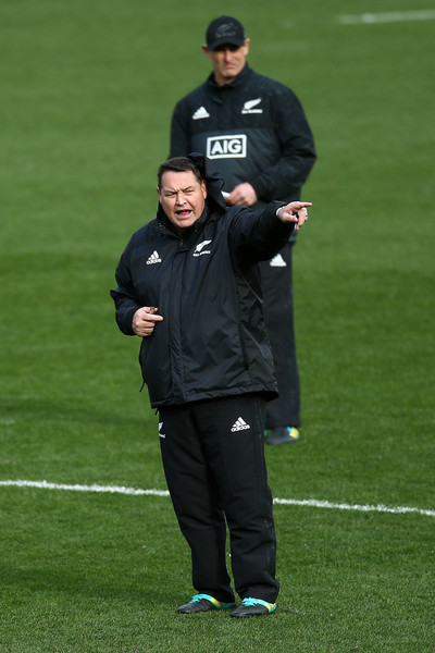New Zealand All Blacks Training Session []