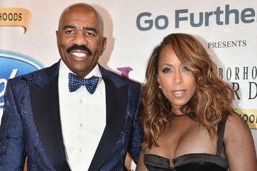 Steve Harvey Guests Arrive to the 2015 Ford Neighborhood Awards Hosted by Steve Harvey