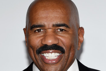 Steve Harvey The 64th Annual Miss Universe Pageant - Arrivals
