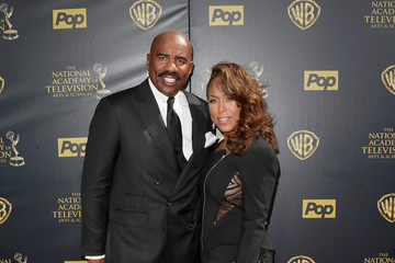 Steve Harvey The 42nd Annual Daytime Emmy Awards - Arrivals
