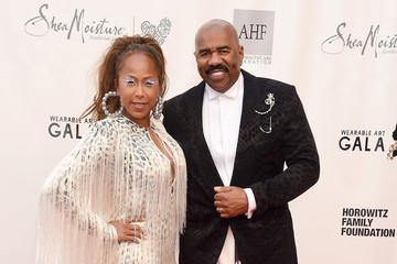 Steve Harvey WACO Theater Center's 3rd Annual Wearable Art Gala - Arrivals