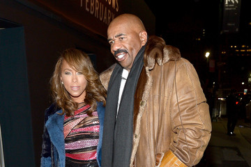 Steve Harvey Seen Around Fall 2016 New York Fashion Week: The Shows - Day 4