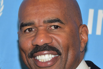 Steve Harvey UNICEF Launches the #IMAGINE Project