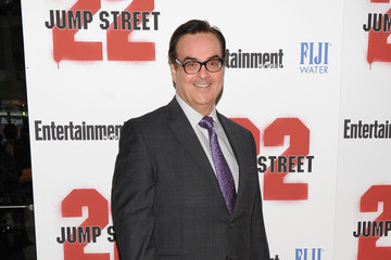 "Steve Higgins ""22 Jump Street"" New York Screening Hosted By FIJI Water"