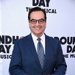 """Steve Higgins """"Groundhog Day"""" Broadway Opening Night - Arrivals & Curtain Call"""