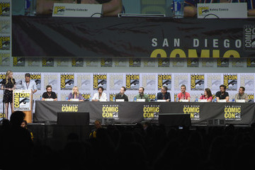 Steve Holland Comic-Con International 2017 - 'The Big Bang Theory' Panel
