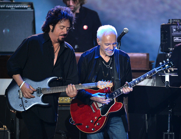 steve lukather pictures performances at the night that