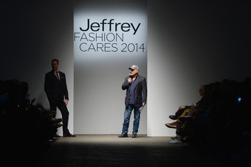 Steve Madden Arrivals at the Jeffrey Fashion Cares Event