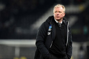 Steve McClaren Derby County v Reading - Sky Bet Championship