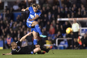 Steve Sidwell Birmingham City v Brighton & Hove Albion - Sky Bet Championship
