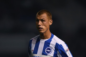 Steve Sidwell Brighton & Hove Albion v Reading - EFL Cup Third Round