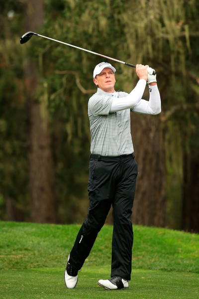 AT&T Pebble Beach Pro-Am - Round Two