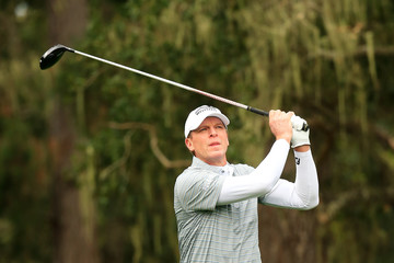 Steve Stricker AT&T Pebble Beach Pro-Am - Round Two