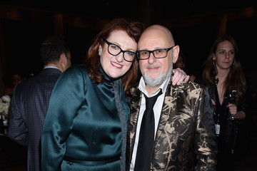 Steve Sumner Harper's BAZAAR 150th Anniversary Event Presented With Tiffany & Co at The Rainbow Room - Inside