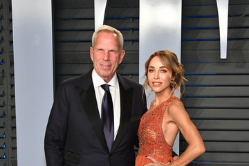 Steve Tisch 2018 Vanity Fair Oscar Party Hosted By Radhika Jones - Arrivals