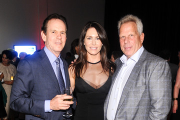 Steve Tisch Laura Cunningham LACMA's 2013 Collectors Committee - Gala Dinner