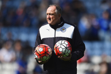 Steve Walsh Leicester City v Southampton - Premier League