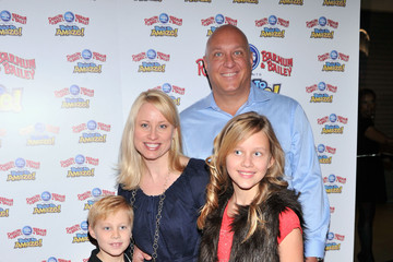 Steve Wilkos Celebs Attend 'Built To Amaze!'