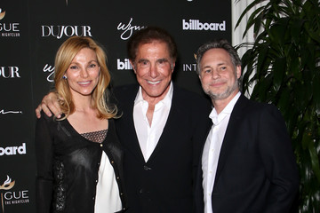 Steve Wynn Billboard Music Awards Kick-Off Party With CEO John Amato