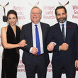 Steve Young 71st Annual Writers Guild Awards - New York Ceremony - Inside