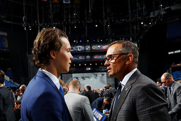 Steve Yzerman 2016 NHL Draft - Rounds 2-7