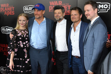 Steve Zahn 'War for the Planet Of The Apes' New York Premiere - Inside Arrivals