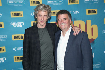 Steven Moffat #IMDboat At San Diego Comic-Con 2017: Day Three